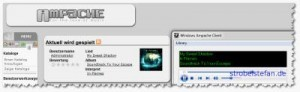Windows Ampache Client und Ampache Webclient