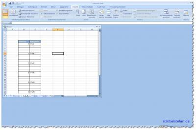 Excel – Werte aus Tabellen in einer Tabelle zusammenführen ...