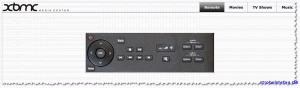 XBMC - Web Remote Control