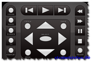 XBMC for Android - Querformat