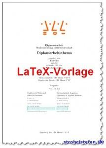 LaTeX-Vorlage für wissenschaftliche Arbeiten