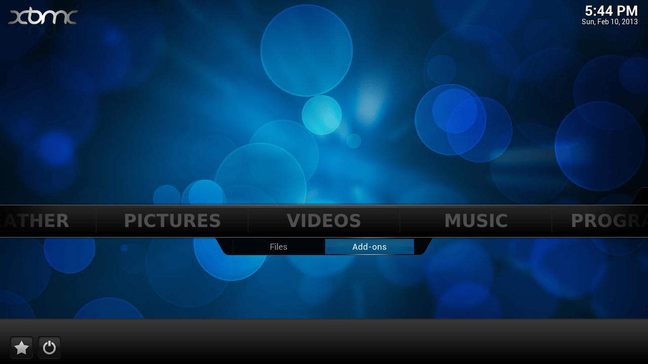 xbmc - Podcasts