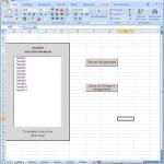 Navigation für Excel Arbeitsmappe
