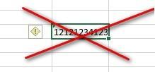 Text in Zahlen umwandeln - manuell