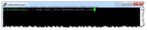 OpenVPN - Config anpassen
