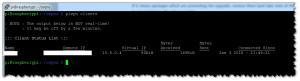 OpenVPN - Verbindungen anzeigen und auswerten