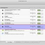 LinuxMint - Nextcloud Icon wird in Leiste nicht angezeigt