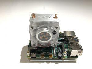 Raspberry Pi 4 als openmediavault