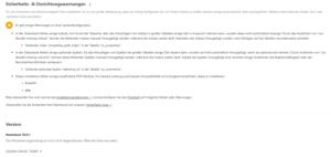 Nextcloud 19.0.1 - Sicherheits- & Einrichtungswarnungen