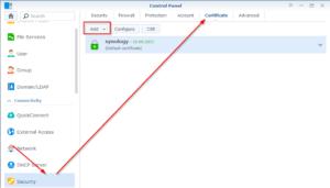 Let´s Encrypt - Zertifikat erstellen
