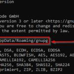 YubiKey 11 - Windows System anpassen zur Anmeldung mit einem YubiKey an einem Linux-Server