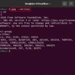 YubiKey 05 - VirtualBox für die Erstellung des OpenPGP-Schlüsselpaars und zum Anschluss des YubiKeys vorbereiten