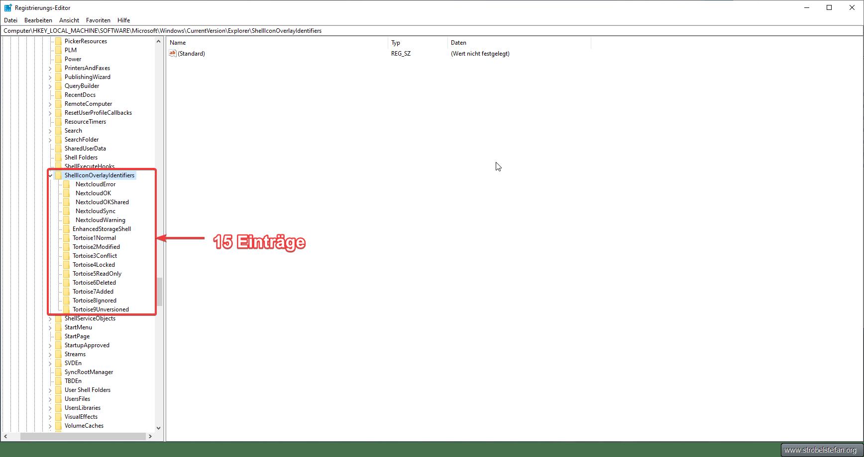 TortoiseGit - Icon Overlays