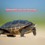 TortoiseGit - Icon Overlays fehlt